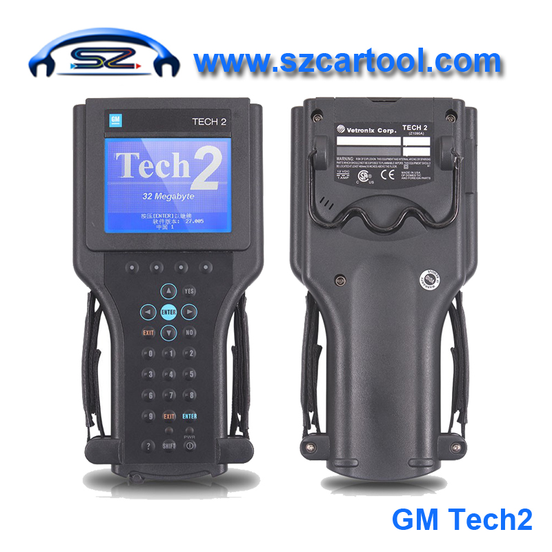 2016 Top Quality for GM TECH2 Support 6 Software(for GM,OPEL,SAAB ISUZU,SUZUKI,HOLDEN) for GM Tech 2 Scanner + Candi(China (Mainland))