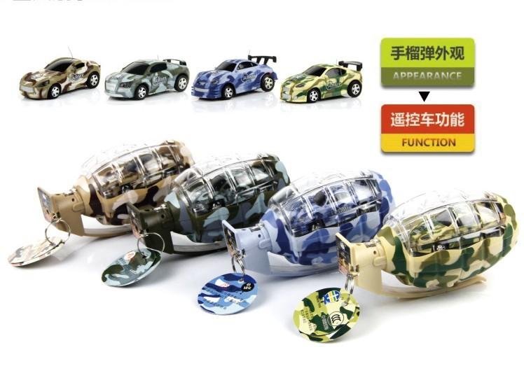 Mini small grenades remote control car high speed mini drift car automobile race mini car charge(China (Mainland))