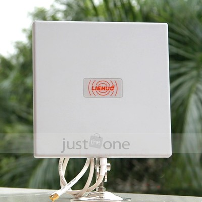 Antenna Panel 2.4Ghz 14 dbi High Gain WiFi Wlan Extender Directional Long Range 50(China (Mainland))