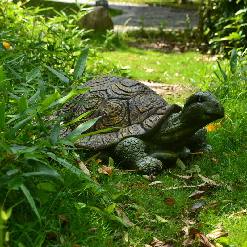 Large garden courtyard resin gifts home decorations Turtle decorations for home