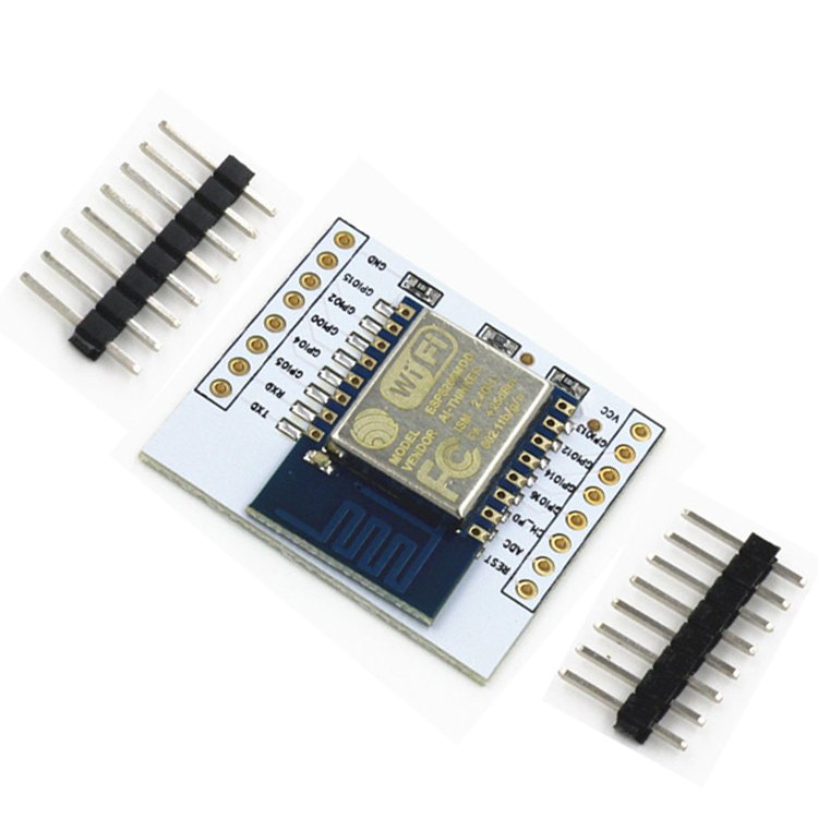 1Set ESP8266 Esp 12 Remote Serial WIFI Transceiver Wireless Module IO adapter