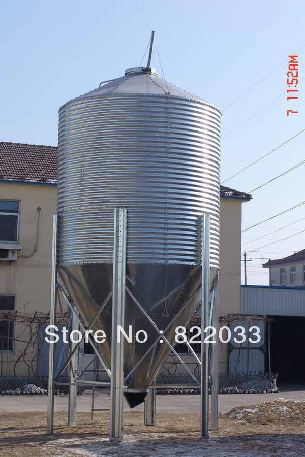 small silo for storage grain and seed widely used for feed mill and flour plant on aliexpress. Black Bedroom Furniture Sets. Home Design Ideas