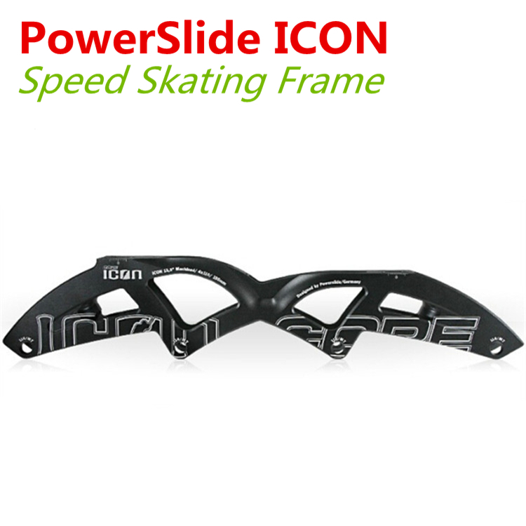 Powerslide Skate Quality: PowerSlide ICON Professional Inline Speed Skating Frame, 4