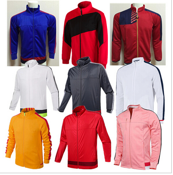 TOP 2016 HAZARD Rooney Winter Football Training Jacket 15 16 Soccer Jacket Ronaldo Soccer Club Training Soccer Jacket CoatОдежда и ак�е��уары<br><br><br>Aliexpress