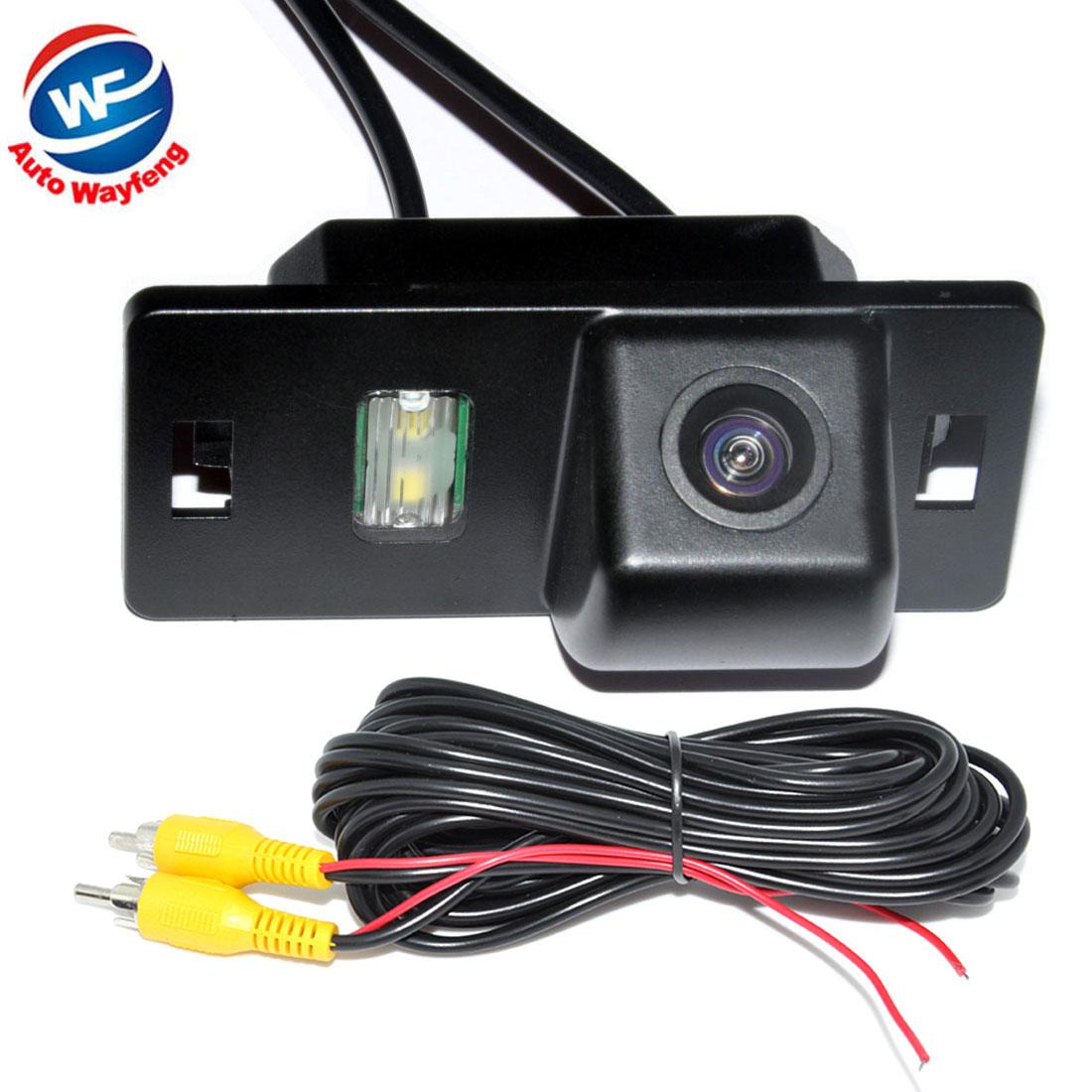Car Vehicle Rearview Camera For Audi A3/A4(B6/B7/B8) /Q5/Q7/A8/S8 Backup Review Rear View Parking Reversing Camera(China (Mainland))