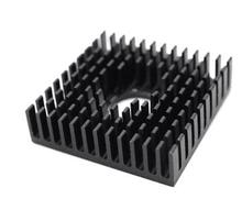 10Pcs Makerbot 3D printer accessories fins 40 40 11 fast heat mk7MK8 extruder Universal extrusion machine