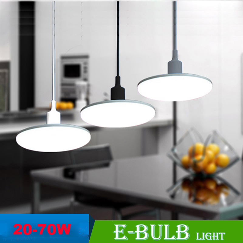 2016 High Power LED B22 E27 LED lamp large power industrial Lampada 20W 30W 35W 40W 50W 70W 2835 Led pendant Lights Bombillas(China (Mainland))