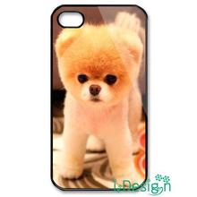 Fit for iphone 4 4s 5 5s 5c se 6 6s plus ipod touch 4/5/6 back skins cellphone case cover New Boo Little Dog