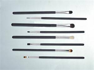 2014 New Brand Hot Sale Makeup Eye Angled Smoked Brushes Tools Kit Professional Performance Cosmetic Eyeshadow Brushes Set(China (Mainland))