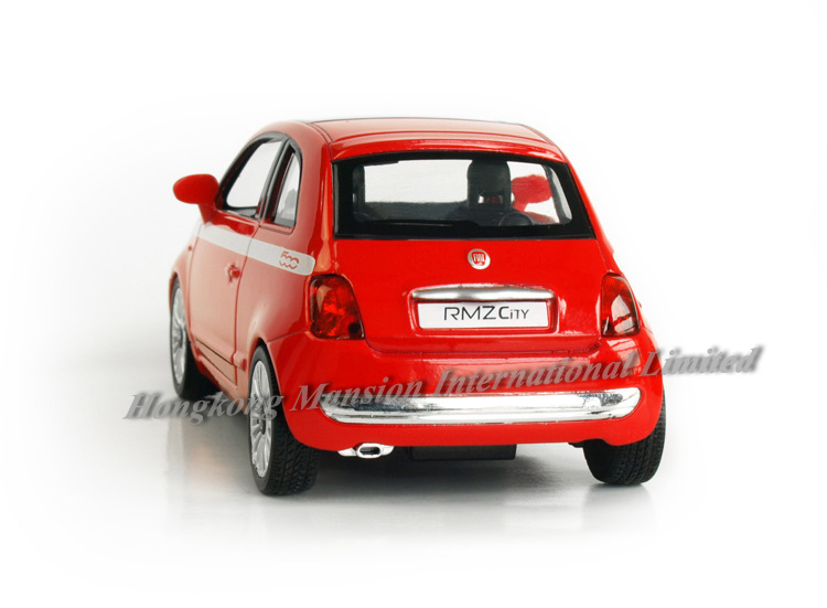 136 Car Model For Fiat 500 (5)