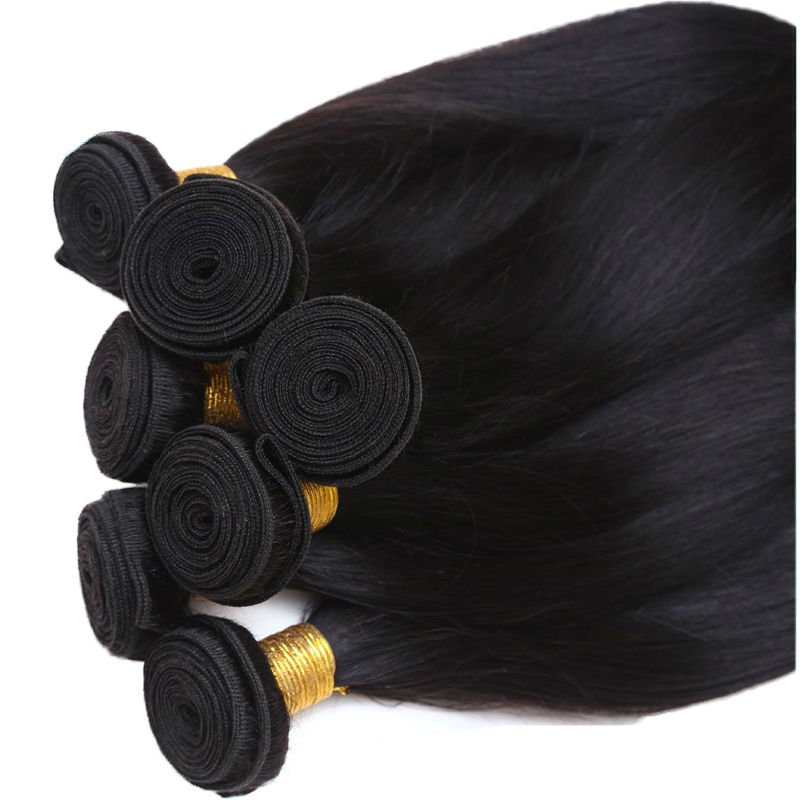 Grade 7a Unprocessed Virgin Hair 4 Bundles Peruvian Virgin ...