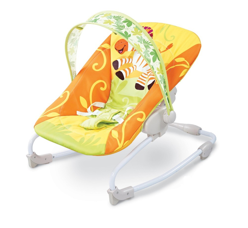 Free shipping 2015Baby rocking chair Baby Bouncers adjustable chaise multifunction portable appease chair(China (Mainland))