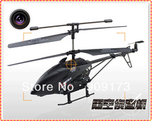 2.4G rc camera helicopter 36cm Udi U13A LED R/C toy W/ 1G SD card VS S977 U16W U816A/U816 S215/V939 V959 /V911 + Free Shipping