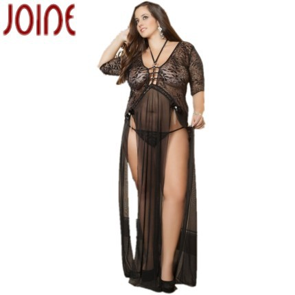 Sexy pajamas for women2015 vestidos de fiesta sexy lingerie hot 2pc luxe delight sexy clubwear ladies gown 60247 one size/XXL(China (Mainland))