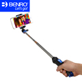 Benro Mefoto MK10 Mini Mobile Tripod For IPhone Sumsang Gropo Bluetooth Control Selfie Stick Portable Tripod