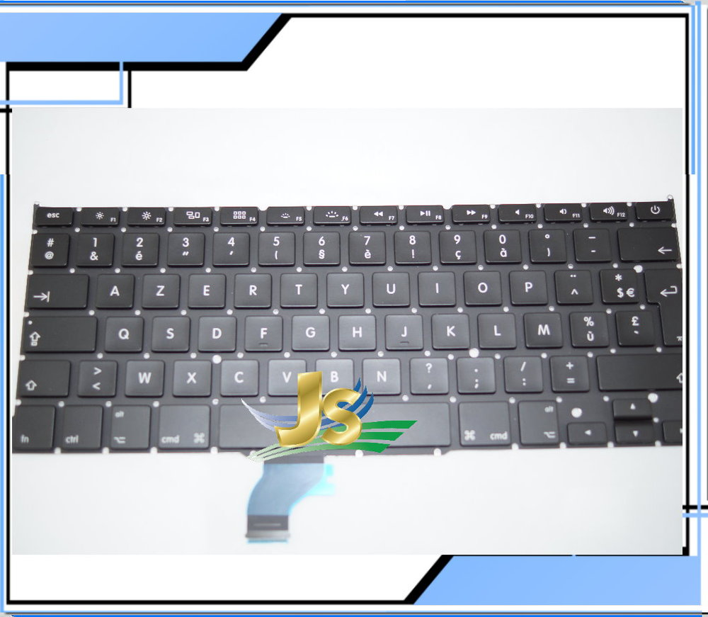 New FR French keyboard For MacBook Pro retina 13 A1502 FR French keyboard 2013 Year<br><br>Aliexpress