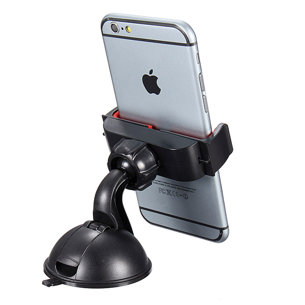 Universal Mini Suction Cup Vehicle Car Windshield Mount Holder Cradle For iPhone 6 6s Plus 5 5s 5c For Note 4 3 For Xiaomi(China (Mainland))
