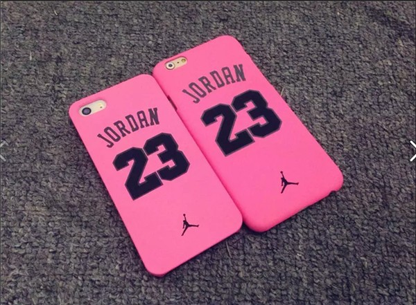 Luxury Basketball champion No 23 Jordan Case for iPhone 5 5s 6 6 Plus pc Back Cover Cases