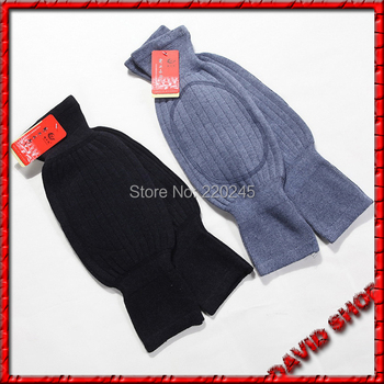 2014 European And American Fashion Warm Cashmere Thickening Extended Polyester Fiber For Men And Women Knee Pads
