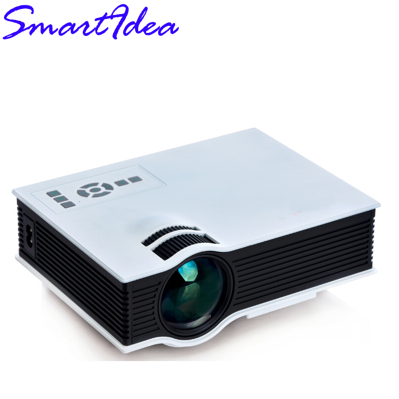 Support Korean UC40+ Mini LED home Cinema Projector Pico LCD Video Game Proyector TV Projektor 3D Beamer DHL Free Shipping !!!(China (Mainland))