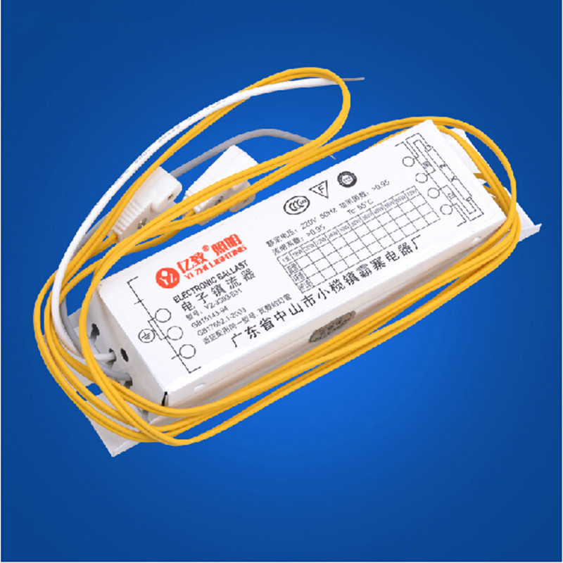 Гаджет  High quality 220v T8 lamp 20w 30w 40w universal dimming electronic ballast neon lamp ballast / electronic rectifier None Свет и освещение