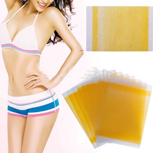 NiceBid Lowest price 10 20 40Pcs Woman Slim Patches Slimming Fast Loss Weight Burn Fat Belly Trim Patch top quality