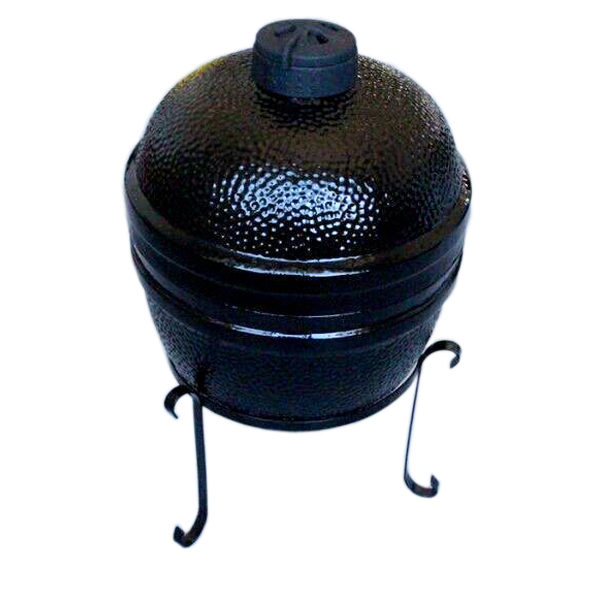 BBQ mini portable charcoal grill ceramic kamado(China (Mainland))