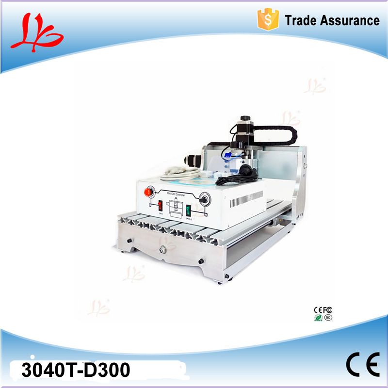 Shipping from UK, include TAX!CNC 3040 T-D300 engraving machine, CNC router, mini cnc milling machine +cnc kit(China (Mainland))