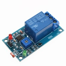 Buy 5pcs 5V Light Photoswitch Sensor Switch LDR Photoresistor Relay Module Light Detection Photosensitive Sensor Board for $11.90 in AliExpress store