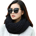Three Kinds Of Usage Women's Scarf Hats Headgear LIC For Women Winter Ladies Hats Hip Hop Solid Spring Autumn Women Knitted Cap