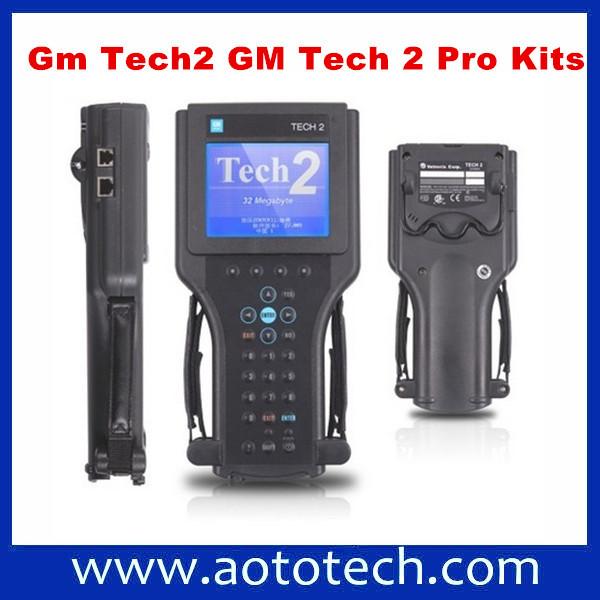 Free shipping GM TECH2 diagnostic tool (GM,OPEL,SAAB ISUZU,SUZUKI HOLDEN) Vetronix gm tech 2 scanner Without black plastic box(China (Mainland))