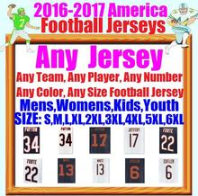 13 Kevin White 17 Alshon Jeffery 23 Kyle Fuller 34 Walter Payton 89 Mike Ditka 2016 Jersey Custom Cheap Sports Jerseys Mens(China (Mainland))