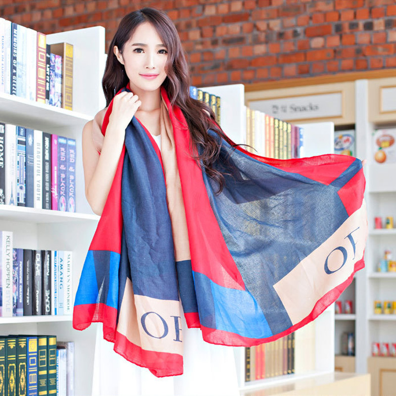 New Brand 190x110CM Cape Scarf Women Winter Scarves Shawl Hot Sale Z-1614()