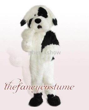 Costume Adult Party halloween Plush Cute dog mascot