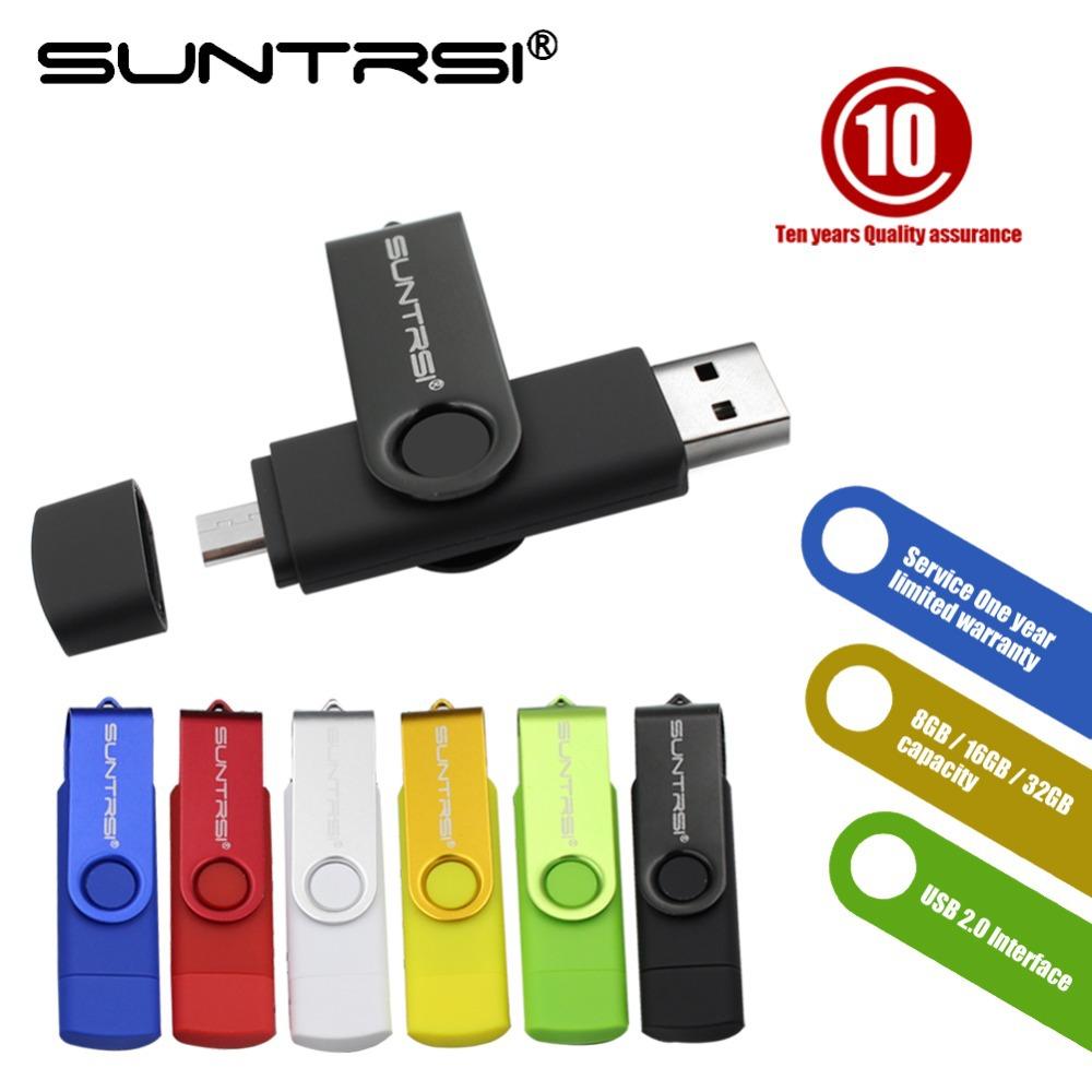 pen drive 32gb 16gb Smart Phone USB Flash Drive pendrive 8gb 4gb OTG external storage micro usb memory stick for Samsung <br><br>Aliexpress