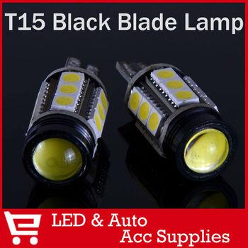 2X 7.5W T15 Led Reverse Light W16W 15Smd Super Bright Led Car Cree Wedge Bulb T10 Cob 921 912 Backup Reserve Lights Bulb