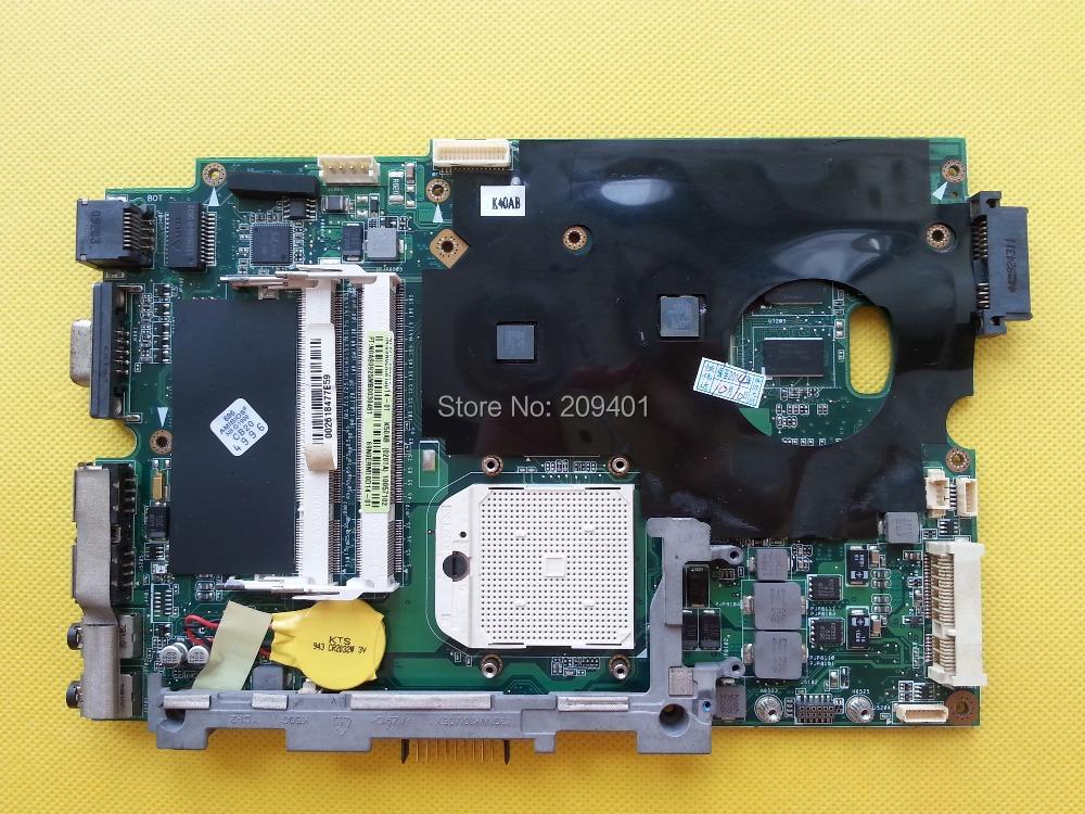 ASUS K50AB Laptop Motherboard Motherboards 100% tested - Shenzhen Huasheng Parts store
