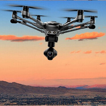 IN stock 2016 Yuneec Typhoon H RC Drone with Camera HD 4K RTF RC Helicopter 3 Aixs 360 Rotation Gimbal vs DJI Phantom 4