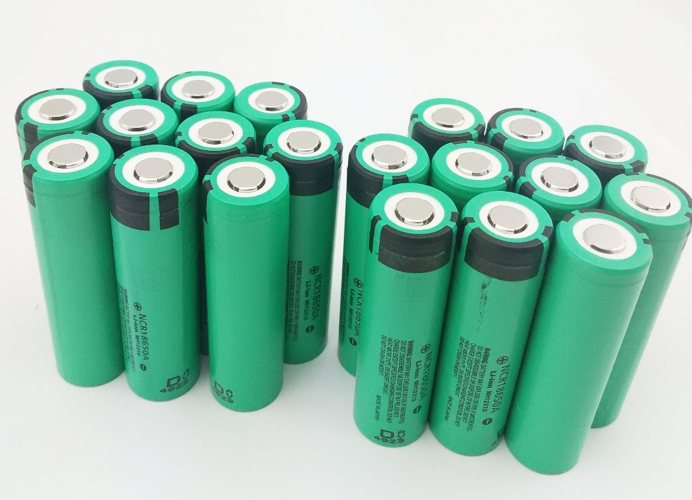 20 ounces / NCR18650A 18650 Li ion battery 3100 MAH free shipping<br><br>Aliexpress
