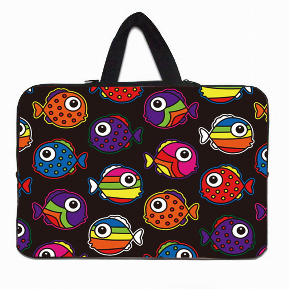 """7"""" 8"""" Netbook Zipper Pouch Case Bags For Google Android Tablet 7.9 8 8.1 inch Mini Notebooks Neoprene Liner Sleeve Case Cover(China (Mainland))"""