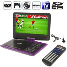 9.5 inch TFT LCD Screen Digital Multimedia Portable DVD with Card Reader&USB Port,Support TV (PAL/NTSC/SECAM),SD/MS/MMC Card(China (Mainland))