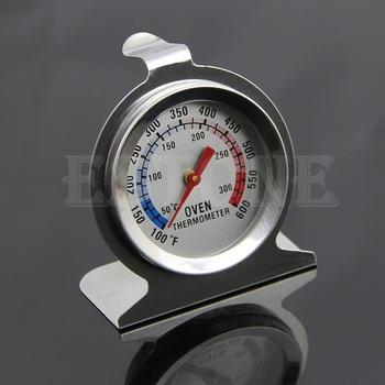 Бесплатная доставка 1 шт. из нержавеющей стали печь термометр стенд датчик температуры главная кухня мясные набор