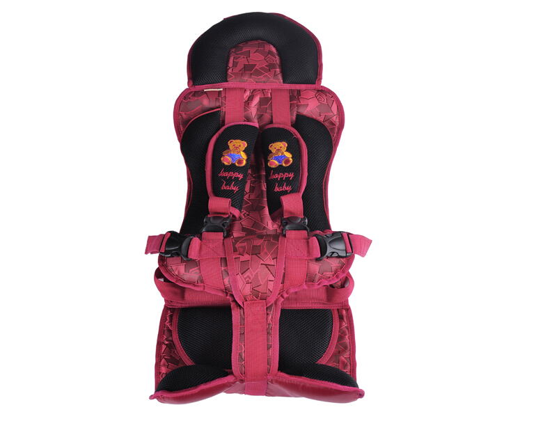 Kids seat car booster isofix Baby Portable/Child Safety cushion portable Updated Version Thickening Sponge Kids Car Seats<br><br>Aliexpress
