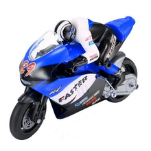JXD 2.4Ghz RC Motorcycle 4 Channel CVT Triming Control Stunt Drift Motorcycles Gyroscope 1:10 Scale Kids Electric Toys Blue(China (Mainland))