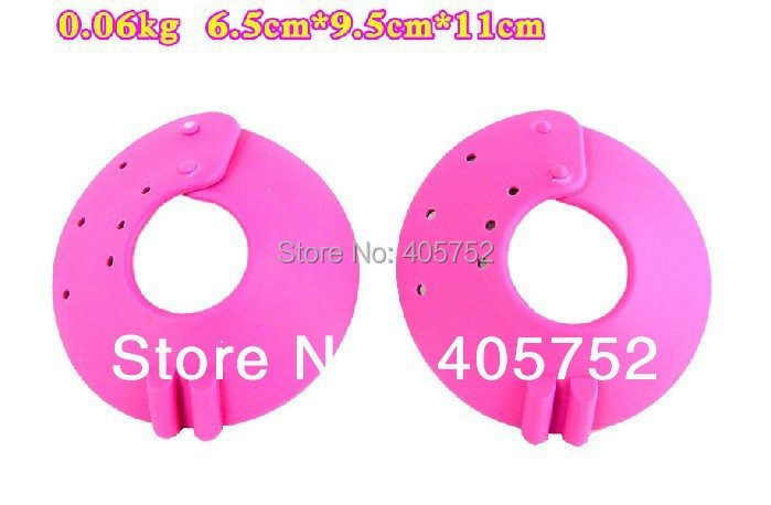 10pcs/lot Electrob Breast massager pads for Muscle Firmer Massager Healthy Breast Enhancer Enlarger free shippment