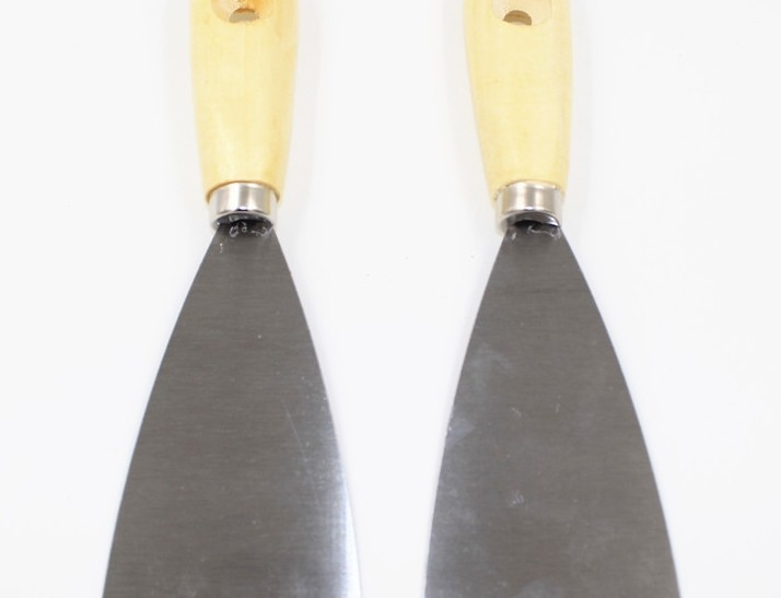 Buy Stainless Steel Putty Knife 18cm 2.5inch cheap