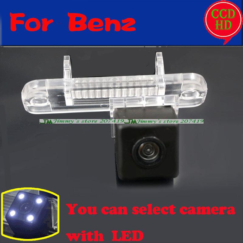 CCD Car Reverse Rearview Camera for Mercedes Benz ML R series R300 R300L R350 R500 ML350 Backup camera(China (Mainland))