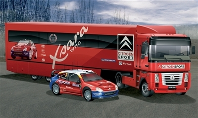 Out of print! ITALERI 1/24 3830 Citroen WRC 2004 Racing Team with Rally Car Model<br><br>Aliexpress