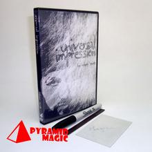 Universal Eindruck durch Robert Smith und paper crane produktion Close-Up Zaubertrick nahaufnahme straße mentalmagie tricks(China (Mainland))
