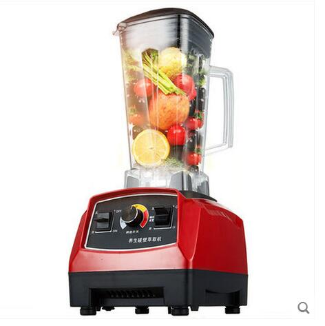 GERMAN Original Motor 3HP BPA FREE commercial smoothies power food mixer juicer electric food processor professional blender(China (Mainland))